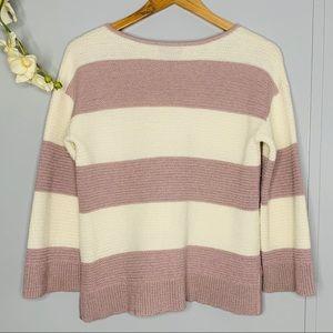 St. John Sweaters - St. John Striped Knit Sweater Large